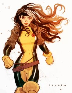 pics of rogue from xmen with big boobs naked