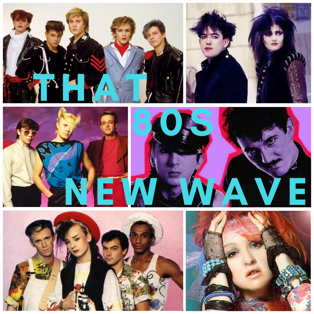 what is new wave music
